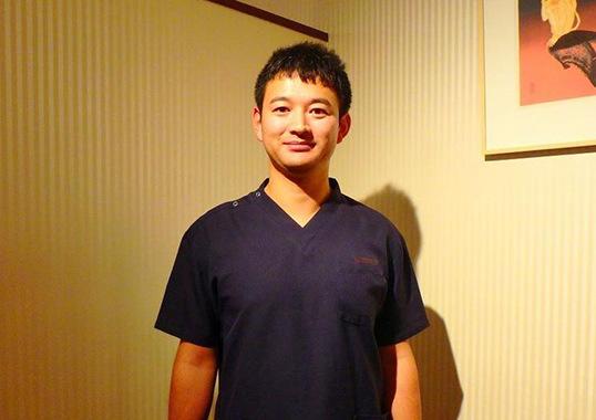 院長インタビュー 松本  哲 SATORU MATSUMOTO