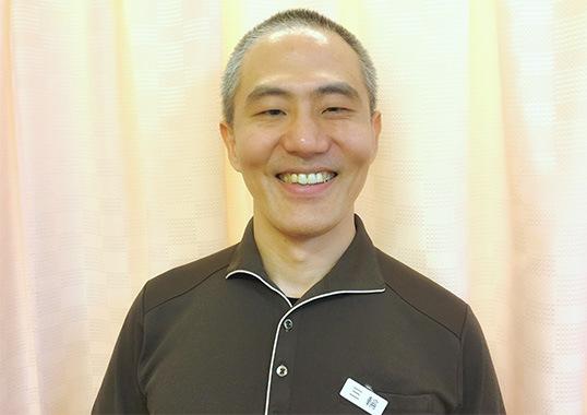 院長インタビュー 三輪 篤史 ATSUSHI MIWA