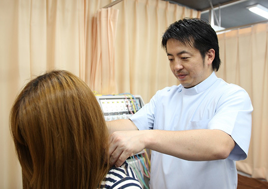 院長インタビュー 西山 大也 HIROYA NISHIYAMA
