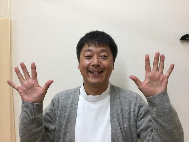 院長インタビュー 大場 道太 MICHITA OOBA