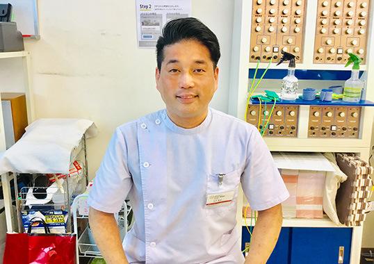 院長インタビュー 木村 隆史 TAKASHI KIMURA