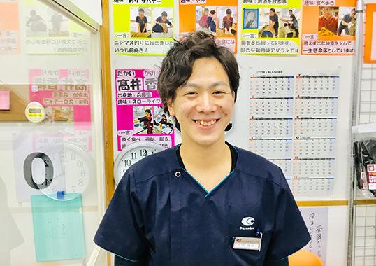 院長インタビュー 入船 泰史 TAISHI IRIFUNE