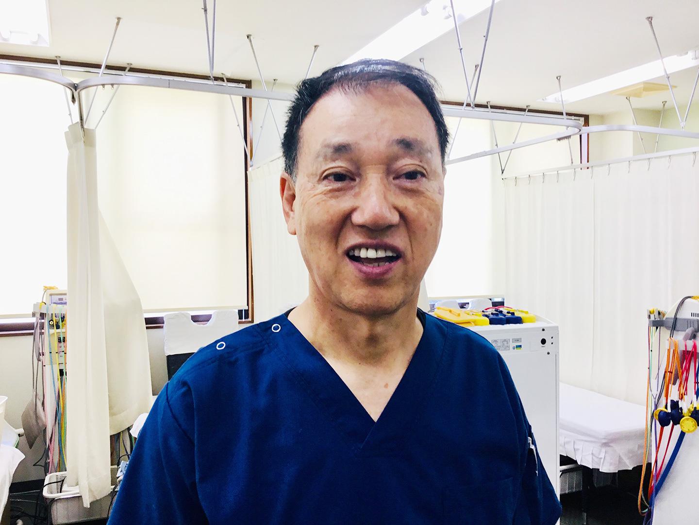 院長インタビュー 佐藤 庄二 SHOJI SATO