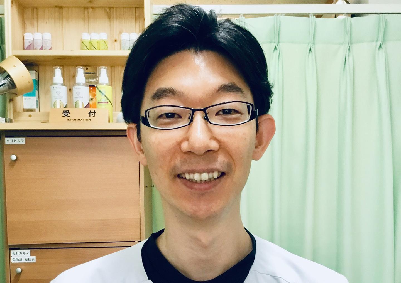 院長インタビュー 庄司 明彦 AKIHIKO SHOJI