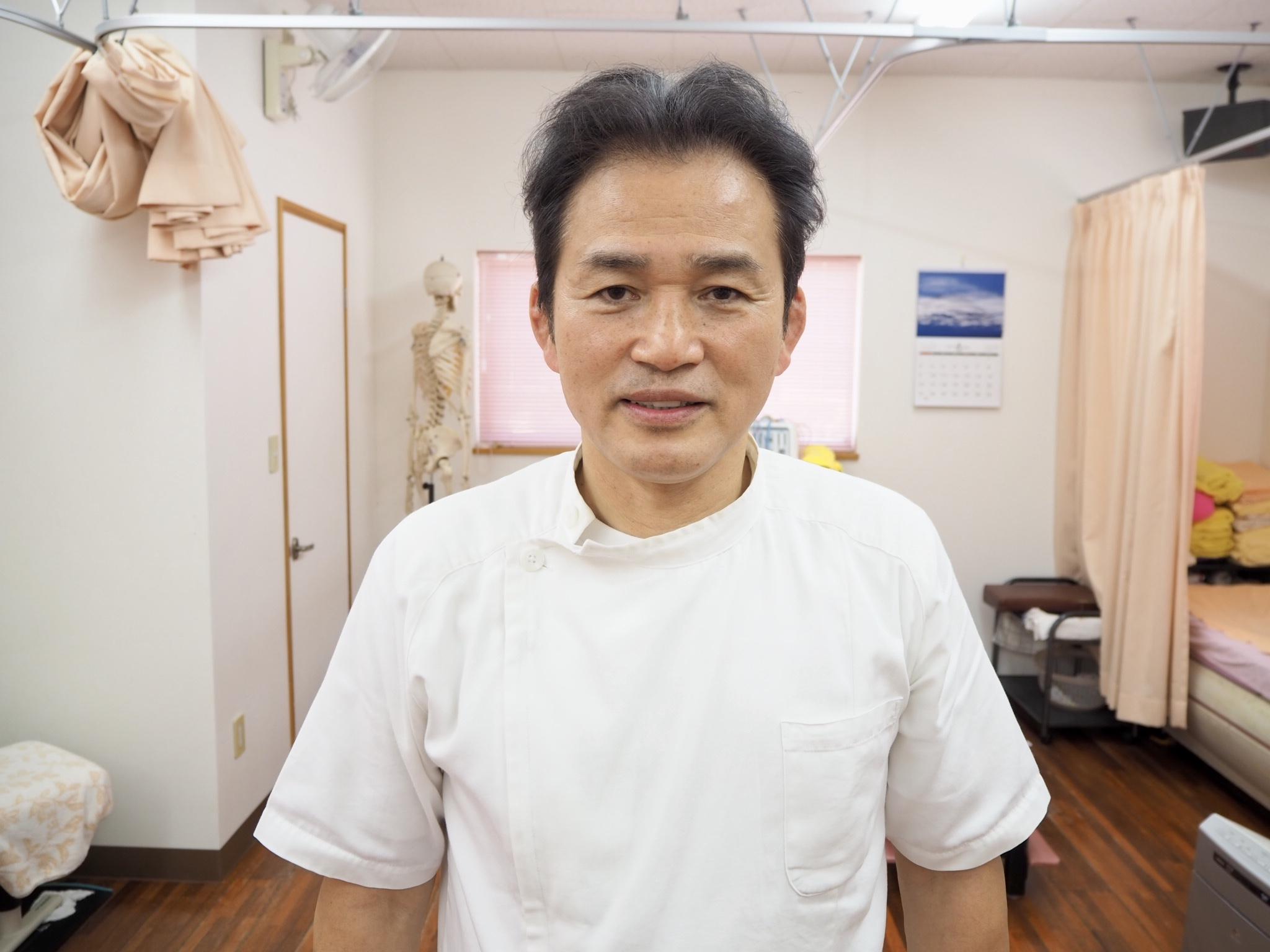 柔道整復師インタビュー 加藤 修 OSAMU KATOU