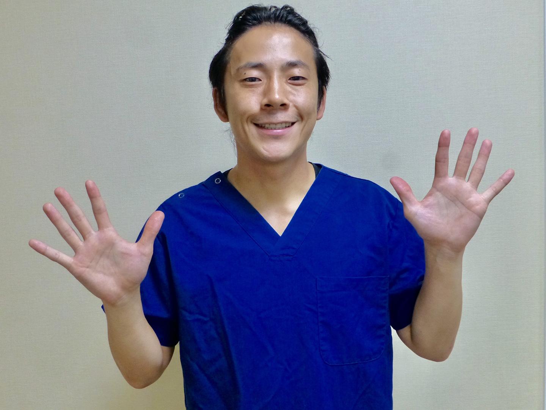 院長インタビュー 杉山 貴之 TAKASHI SUGIYAMA