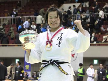 第28回皇后盃全日本女子柔道選手...